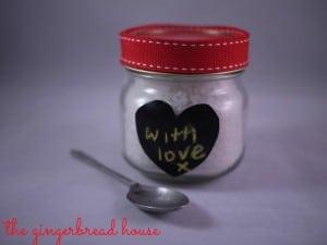 Valentines Gift - Bath salts (3)