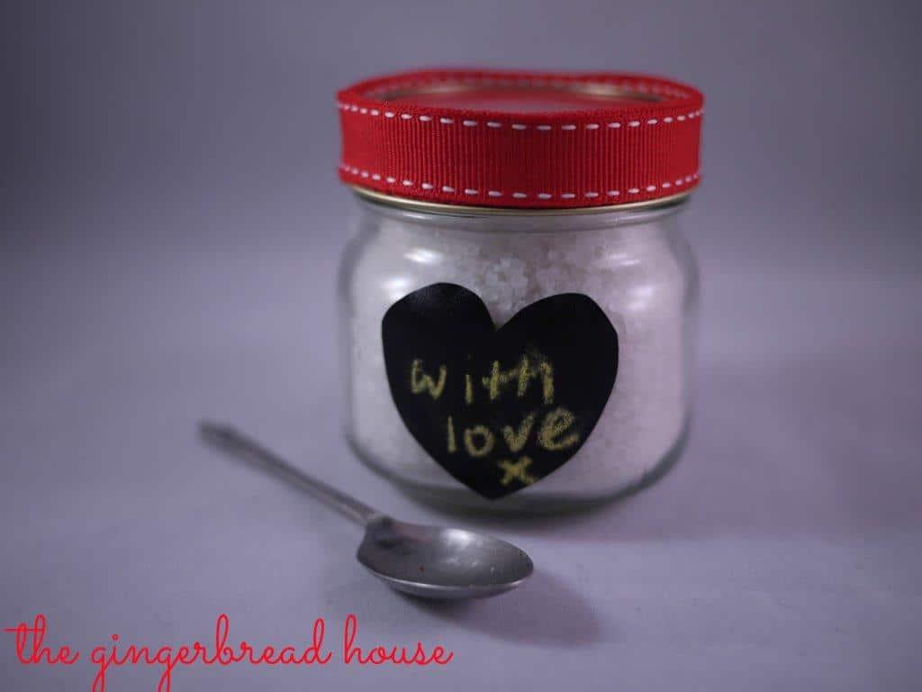 Valentines Gift – Bath salts (3)