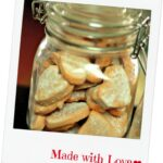 Valentine's Treat: Heart Cookies