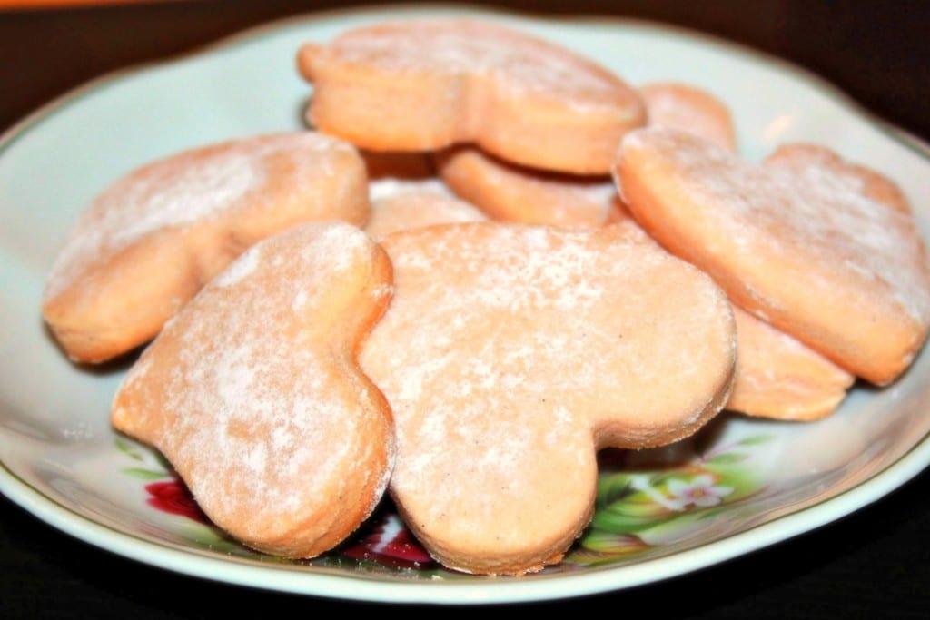 Valentine's Treats - Heart Cookies