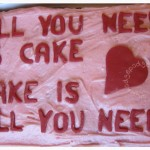 Valentines Treats - Love Cake Recipe