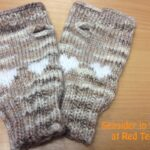 Fingerless Gloves – FREE KNITTING PATTERN