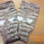 Fingerless Gloves – FREE KNITTING PATTERN