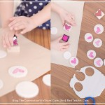 Gifts Kids Can Make - Salt dough hearts
