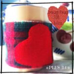 Valentine's Day Gift: Coffee Cup Cozy
