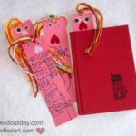 Valentine's Gifts: Booksmarks
