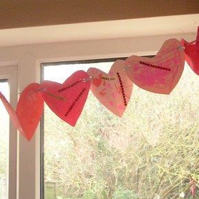 valentines-bunting