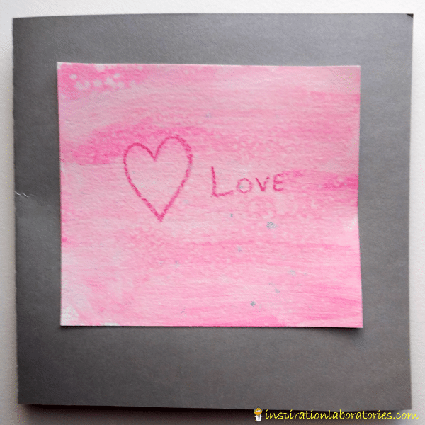 Valentine\'s Cards: Coded Message - Red Ted Art\'s Blog