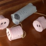 3 little pigs craft