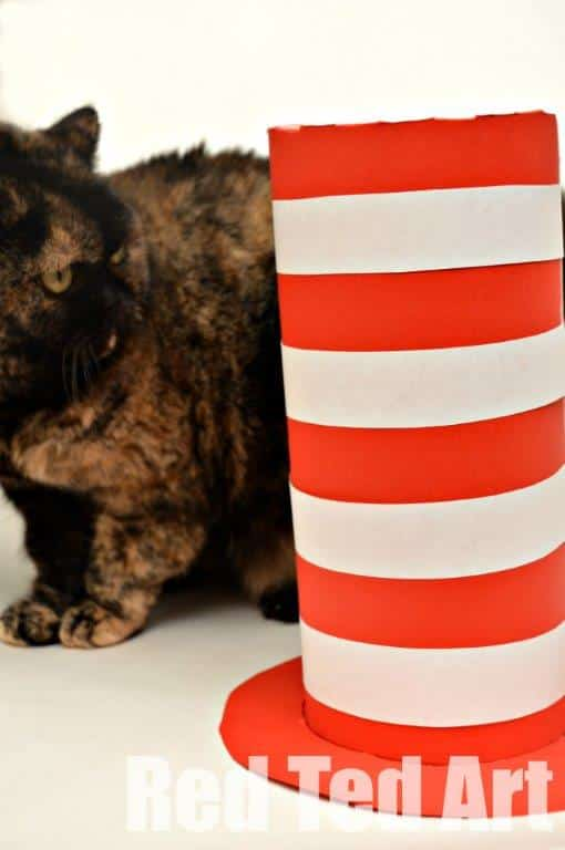 A Quick Cat In The Hat Hat Red Ted Art S Blog