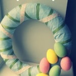 DIY-thrifty-easter-wreath