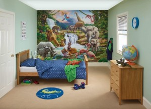 Dulux Walltastic Jungle Mural HR