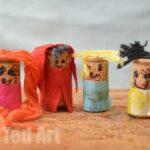 Fairy Tale Crafts - Princesses