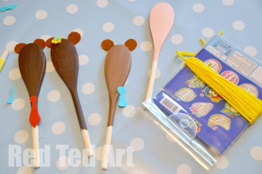 Goldilocks Crafts for storytelling