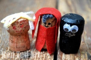 Little Red Riding Hood Craft for Preschoolers