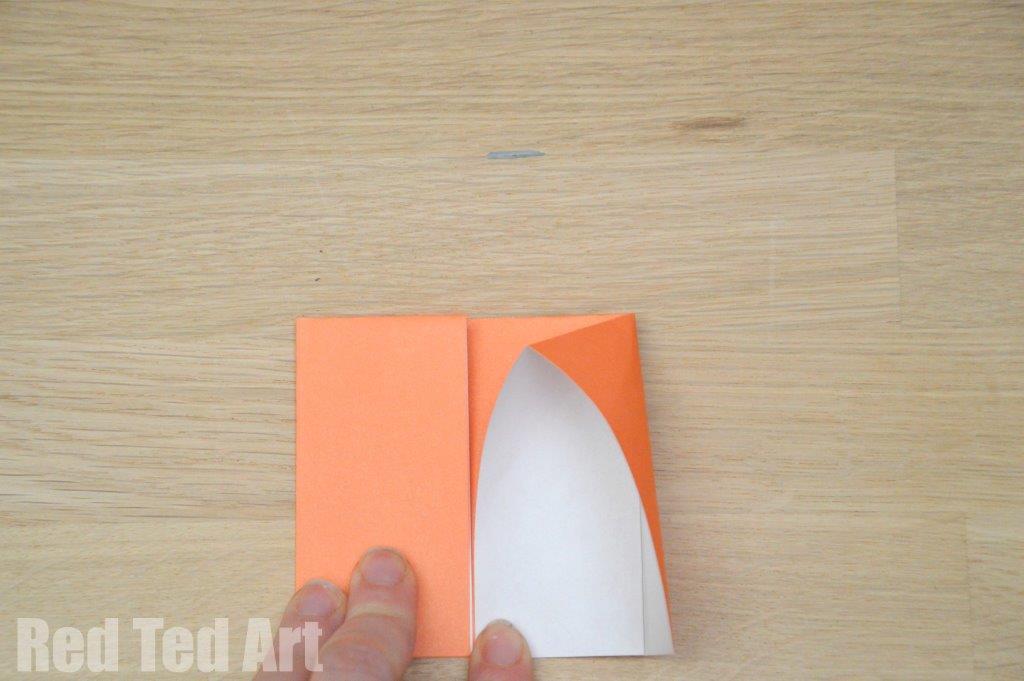Origami House Step 7