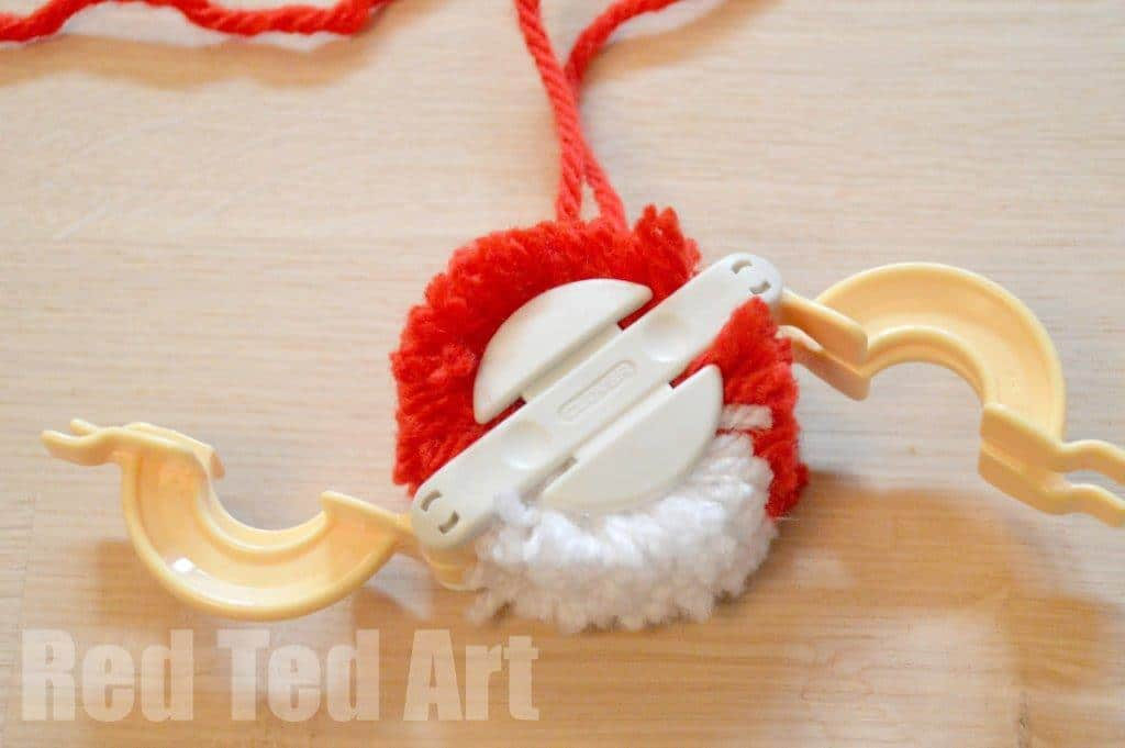 Pompom maker craft ideas