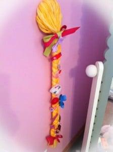 Rapunzel Crafts