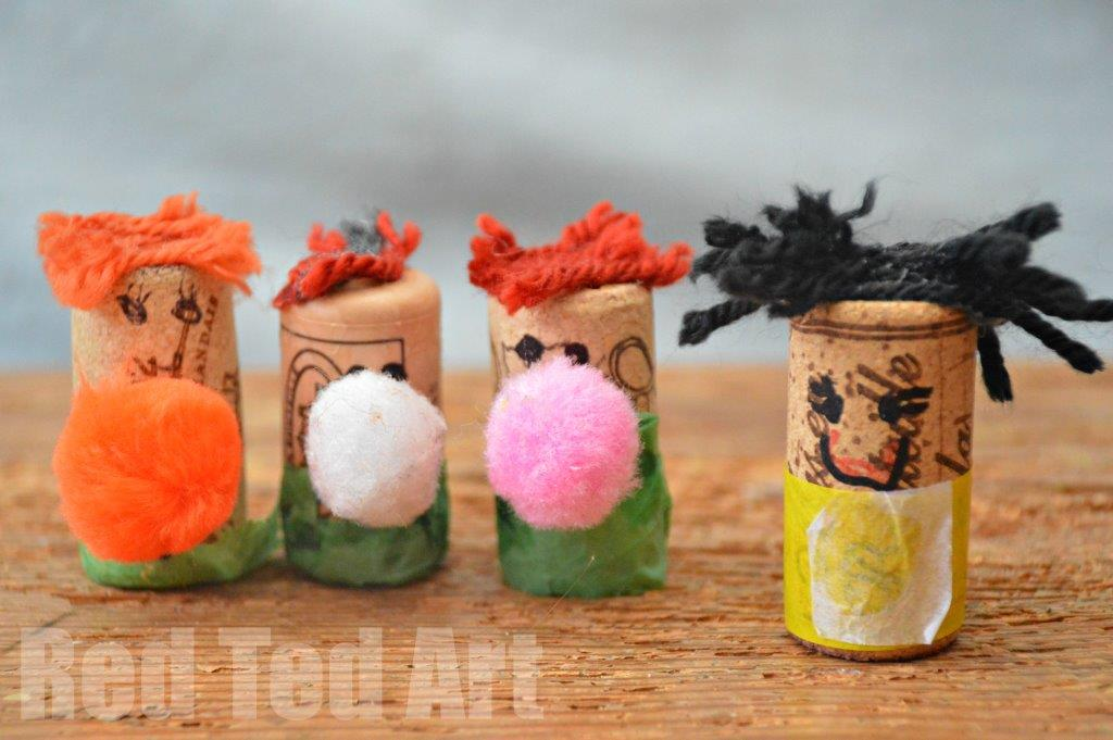 Snow White Craft for Pre Schoolers