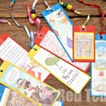 World Book Day - Book Bookmarks (without destroying your favourite books!)