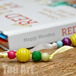 World Book Day - Bookmark craft idea