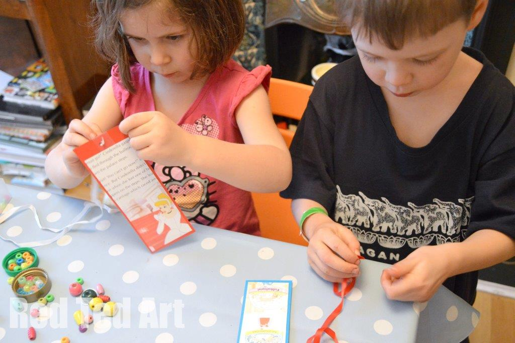 World Book Day – Crafts for kids