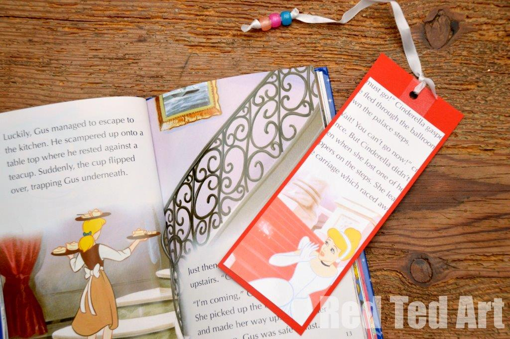 World Book Day – Favourite Book Bookmark