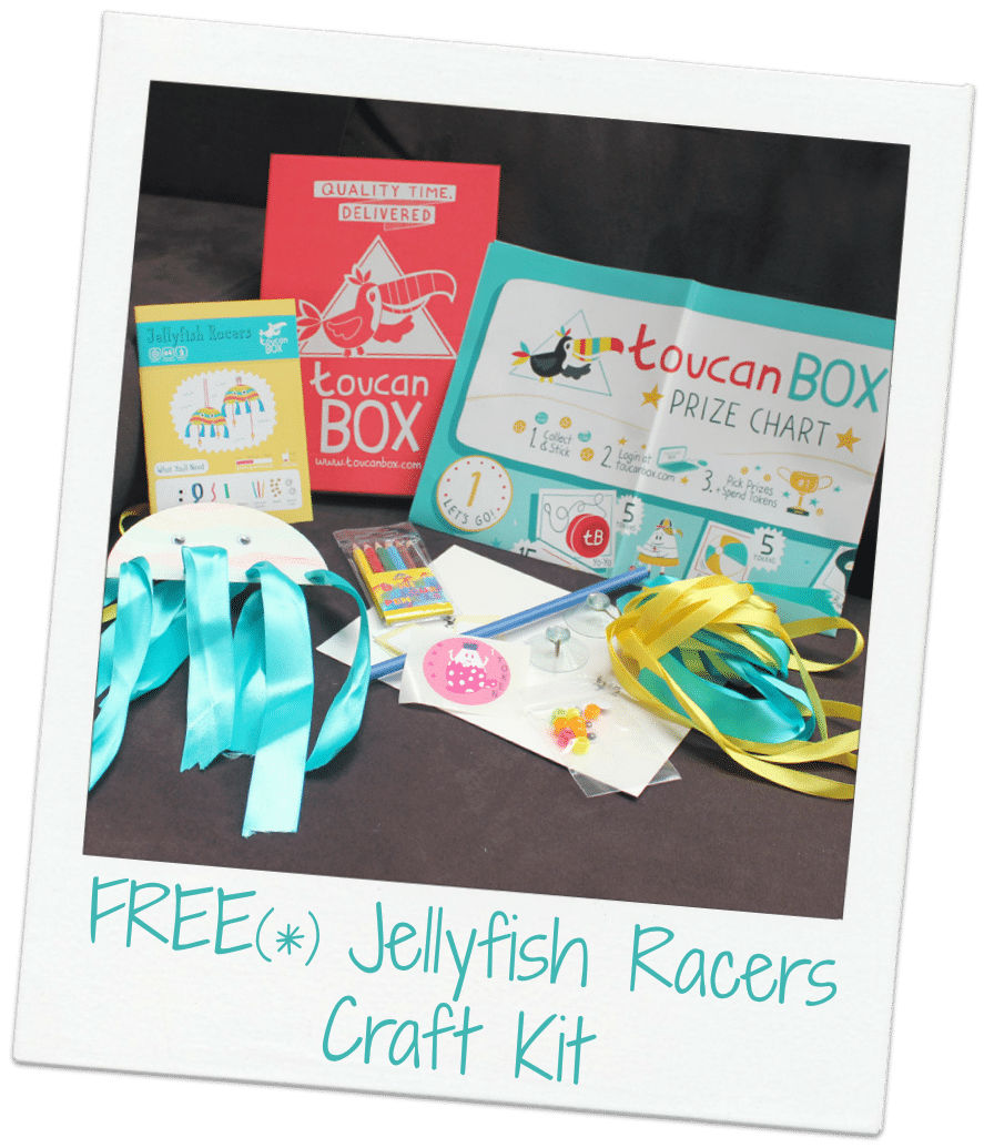 Free Craft Kit for Every Reader*