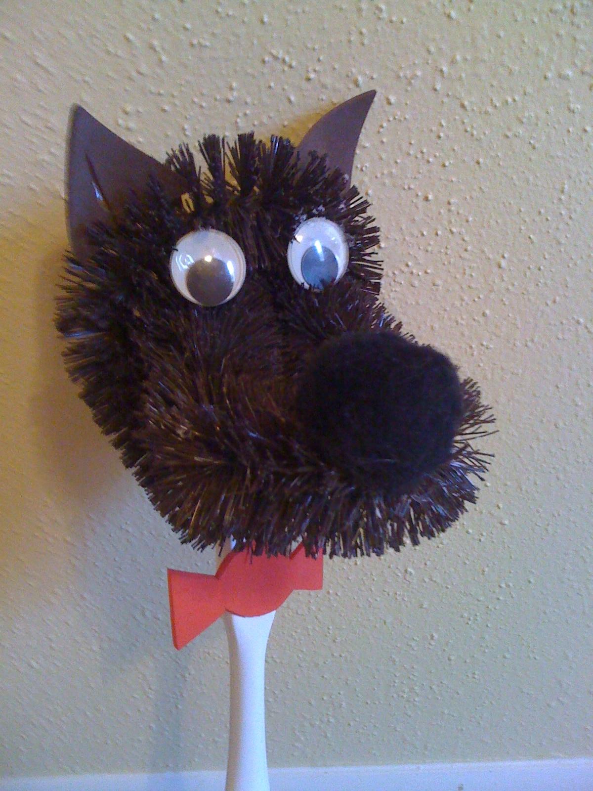 wolf crafts