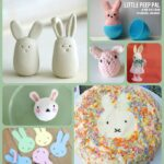 Bunny & Rabbit Crafts (and some cheeky Carrots!)