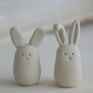 Bunny craft idea