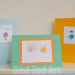 Button Crafts: Button Art & Button Cards!