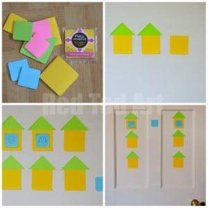 DIY Reward Charts with Post It Notes Full Adhesive