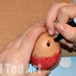 Egg Decorating Humpty Dumpty