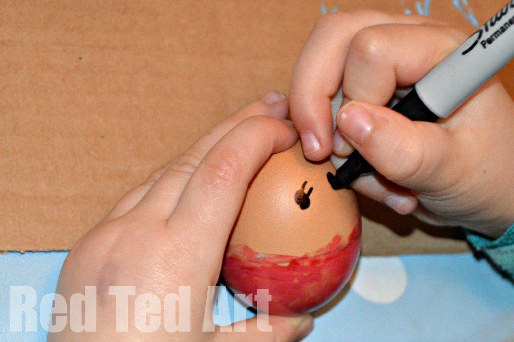 Egg Decorating Humpty Dumpty
