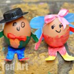 Nursery Rhyme Crafts Humpty Dumpty