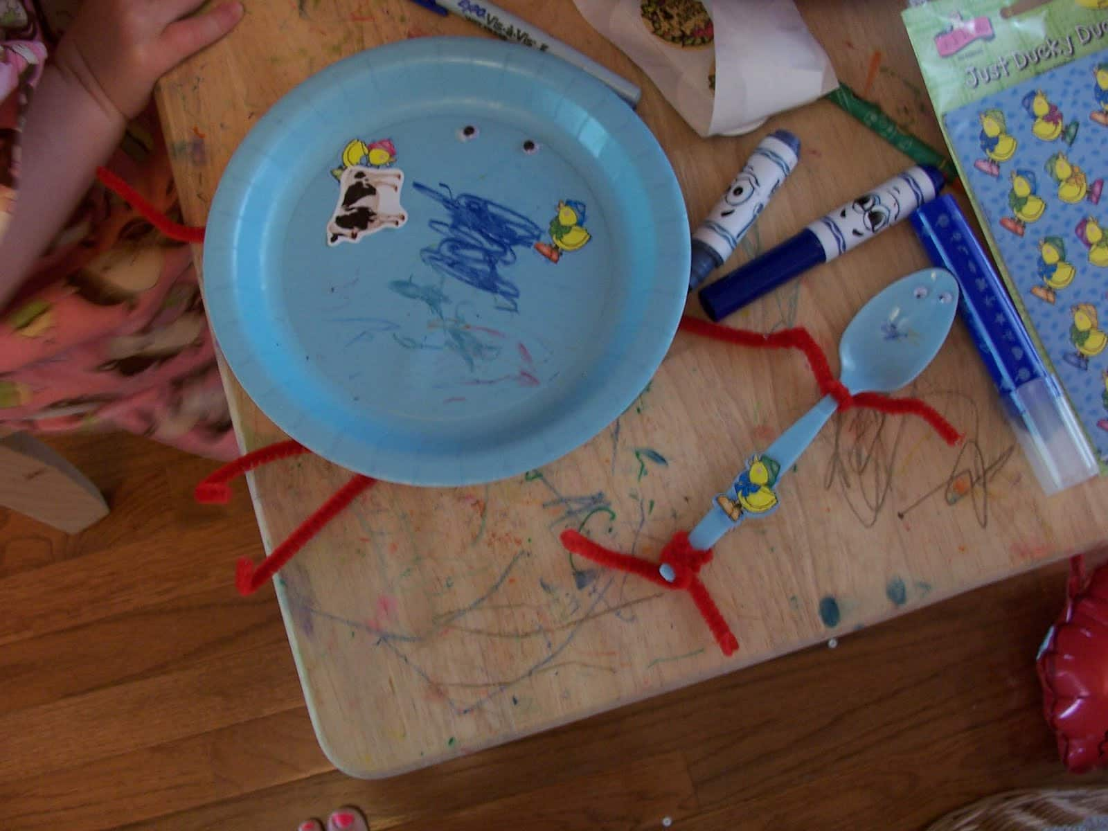 Nursery Rhyme crafts