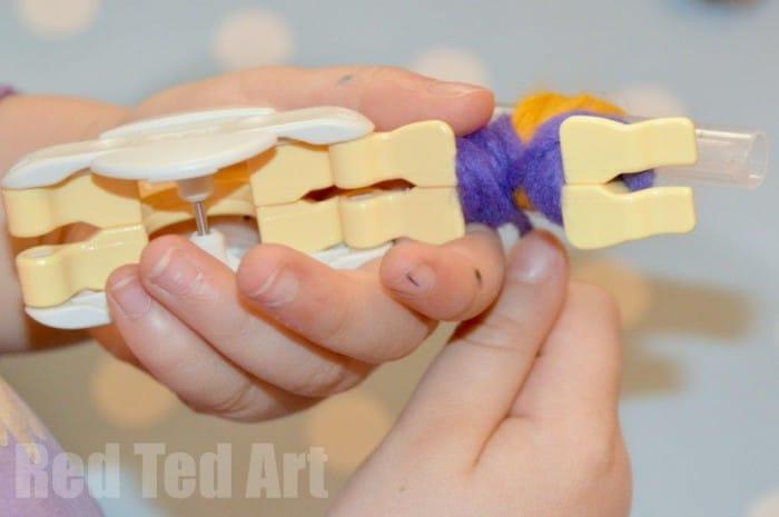 Pom pom makers for kids