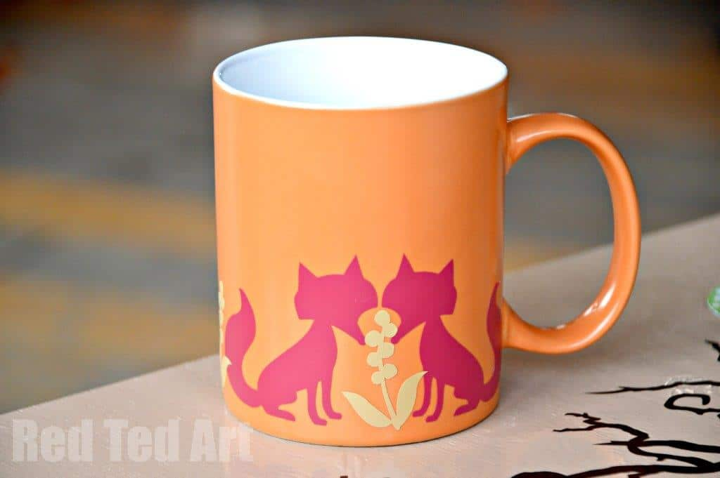 Decorating Mugs