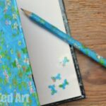Gifts that Kids Can Make: Notebook Decoupage
