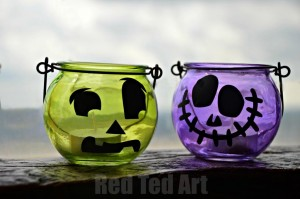 Halloween lantern ideas