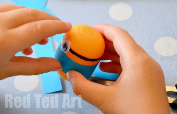 Minio Craft Kindersurprise