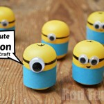Minion Craft Ideas - Weebles a quick 5 Minute Craft