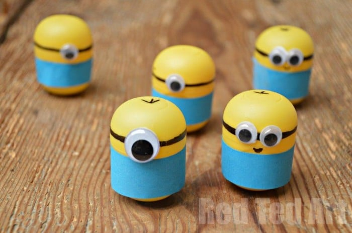 Minion Craft Ideas - Weebles