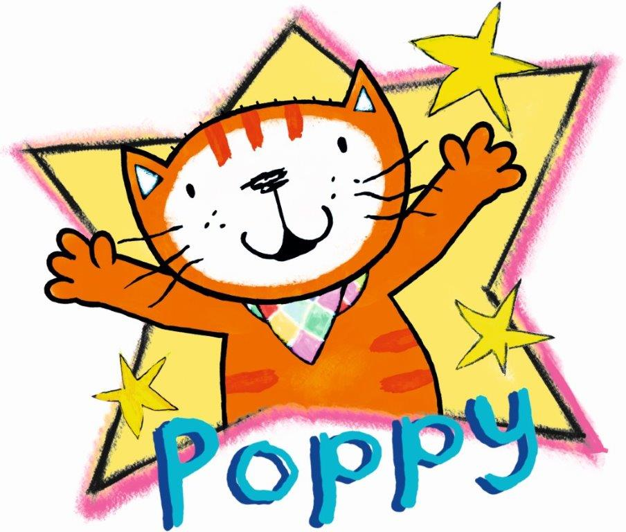 Poppy Cat Crafts