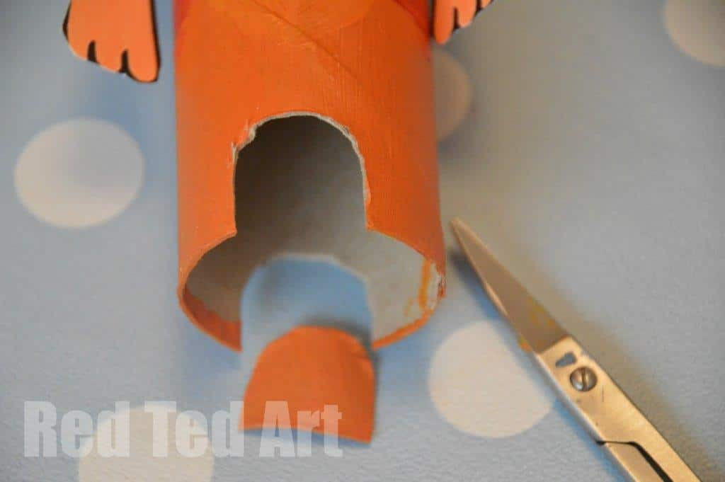 Poppy Cat Crafts Step 3