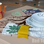 Table Decorations with Cricut