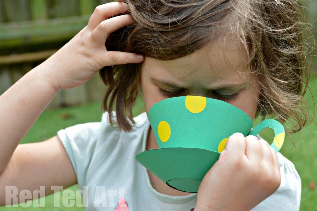 DIY Tea Party - Paper Teacup Printable (2)