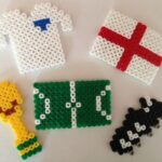 World Cup Crafts: HAMA Bead Fun