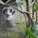 Nature Art Activities - clay sculptures